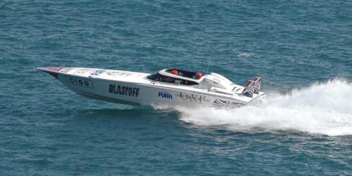 marine turbos