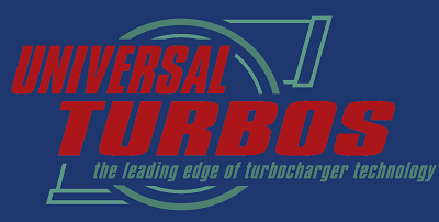 turbocharger repair recondition performance rebuild exchange service logo