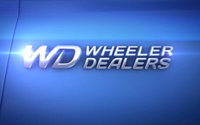 Looking Back at Our Appearance on Wheeler Dealers